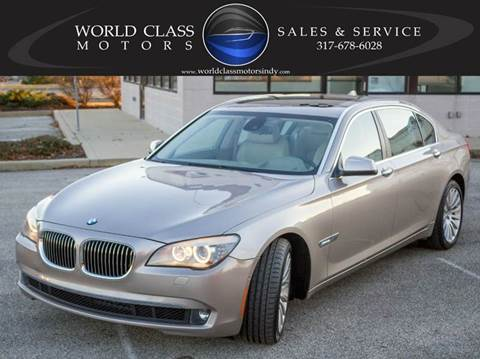 2009 BMW 7 Series for sale in Noblesville, IN