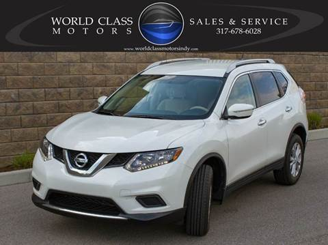 2015 Nissan Rogue for sale in Noblesville, IN