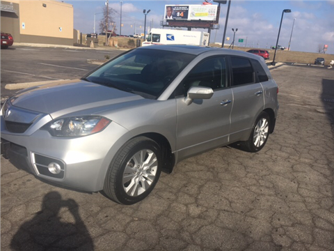 2010 Acura RDX for sale in Noblesville, IN