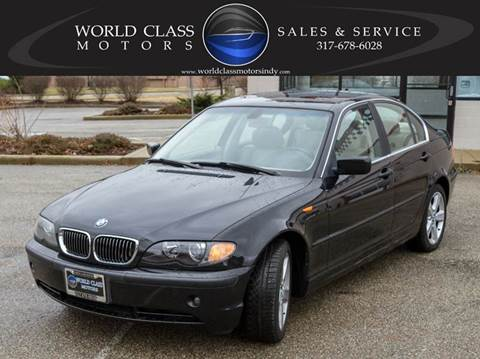 2004 BMW 3 Series for sale in Noblesville, IN