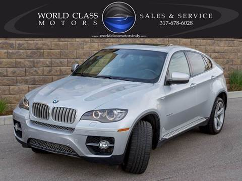 2009 BMW X6 for sale in Noblesville, IN