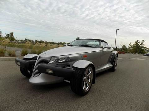 2001 Plymouth Prowler for sale in Noblesville, IN