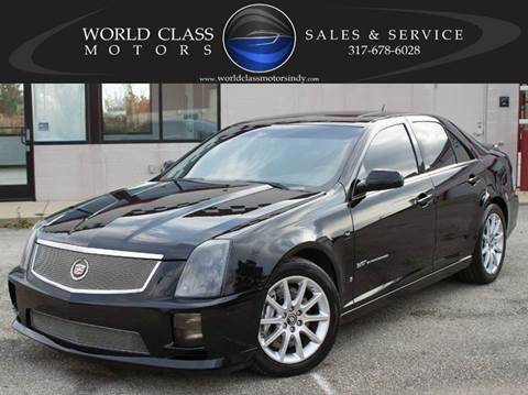 2007 cadillac sts v for sale in noblesville in. Cars Review. Best American Auto & Cars Review