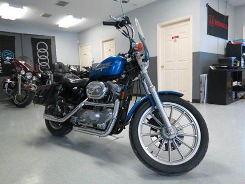 1997 Harley-Davidson XL883