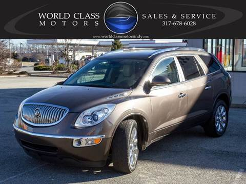 2010 Buick Enclave for sale in Noblesville, IN