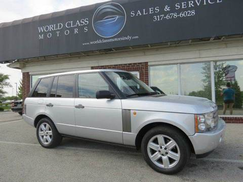 2004 Land Rover Range Rover for sale in Noblesville, IN