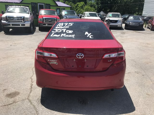 2014 Toyota Camry LE 4dr Sedan - Indianapolis IN