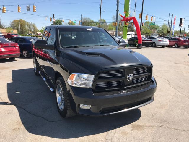 2011 RAM Ram Pickup 1500 Big Horn 4x4 4dr Quad Cab 6.3 ft. SB Pickup - Indianapolis IN