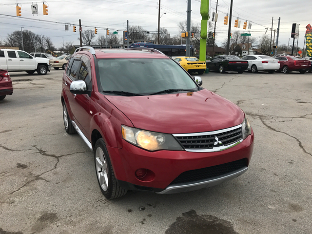 2009 Mitsubishi Outlander XLS AWD 4dr SUV - Indianapolis IN