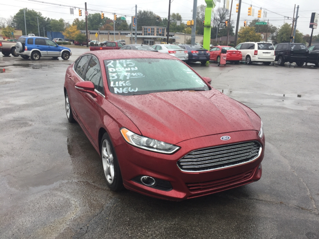 2016 Ford Fusion SE 4dr Sedan - Indianapolis IN