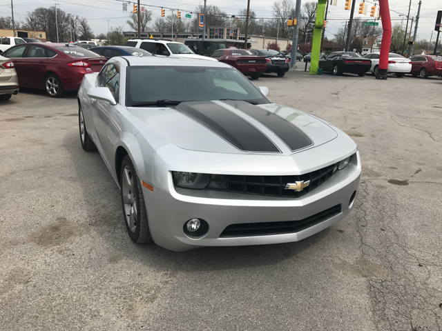 2012 Chevrolet Camaro LT 2dr Coupe w/1LT - Indianapolis IN