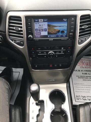 2012 Jeep Grand Cherokee Laredo 4x4 4dr SUV - Indianapolis IN