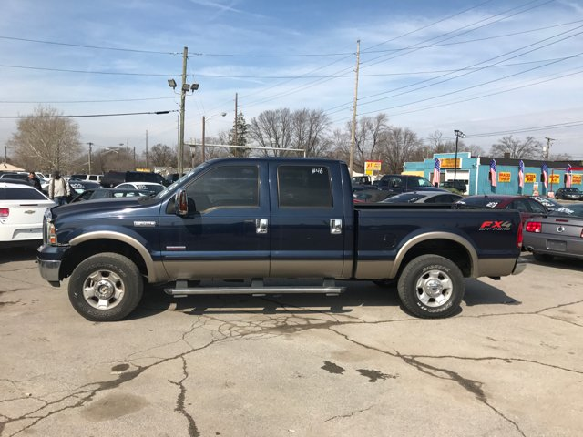 2006 Ford F-250 Super Duty Lariat 4dr Crew Cab 4WD LB - Indianapolis IN