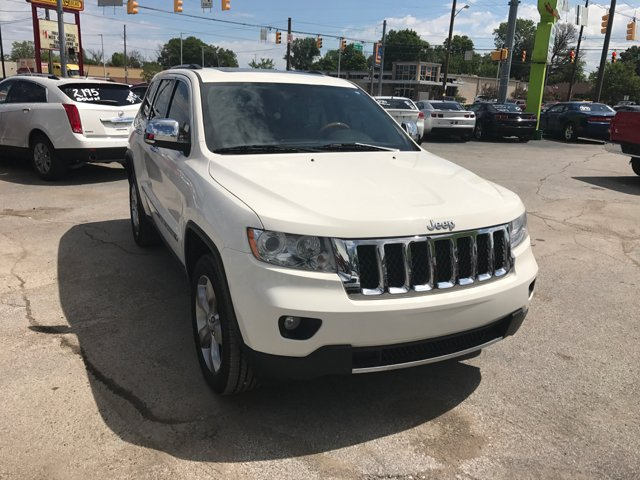 2011 Jeep Grand Cherokee Overland Summit 4x4 4dr SUV - Indianapolis IN
