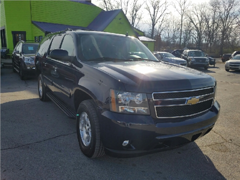chevrolet suburban for sale indianapolis in. Black Bedroom Furniture Sets. Home Design Ideas