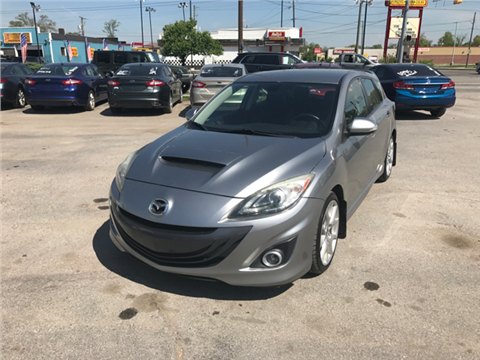 2011 Mazda MAZDASPEED3 for sale in Indianapolis, IN
