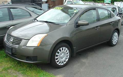 2007 Nissan Sentra for sale in Peabody, MA