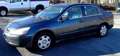 2005 Honda Accord for sale in Peabody, MA