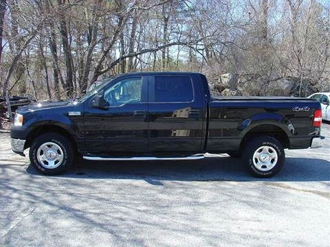 2008 Ford F-150 for sale in Peabody, MA