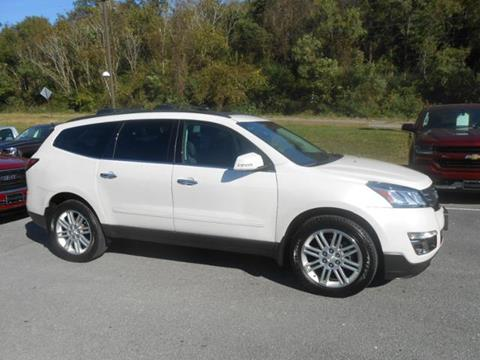 2015 Chevrolet Traverse for sale in Hancock, MD