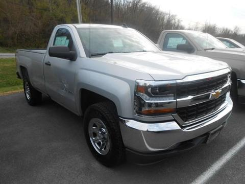 2017 Chevrolet Silverado 1500 for sale in Hancock, MD