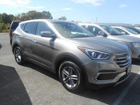2017 Hyundai Santa Fe Sport for sale in Hancock, MD