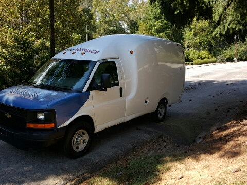 Conversion van for sale for Miles motors asheville nc