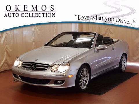 2009 Mercedes-Benz CLK for sale in Okemos, MI