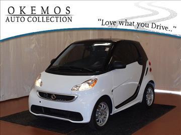 2014 Smart fortwo for sale in Okemos, MI
