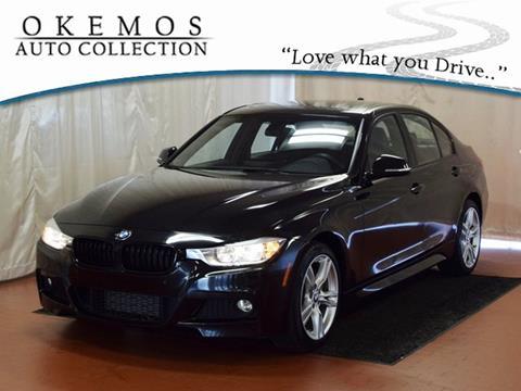 2015 BMW 3 Series for sale in Okemos, MI