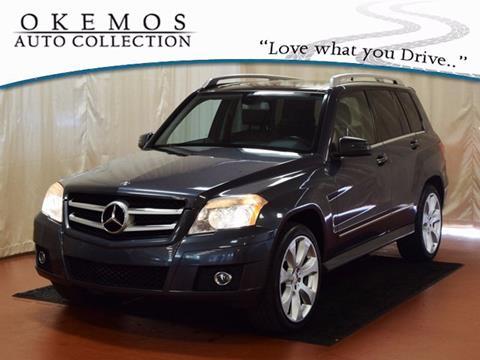 2010 Mercedes-Benz GLK for sale in Okemos, MI