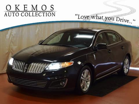 2009 lincoln mks for sale in michigan for Paramount motors taylor mi
