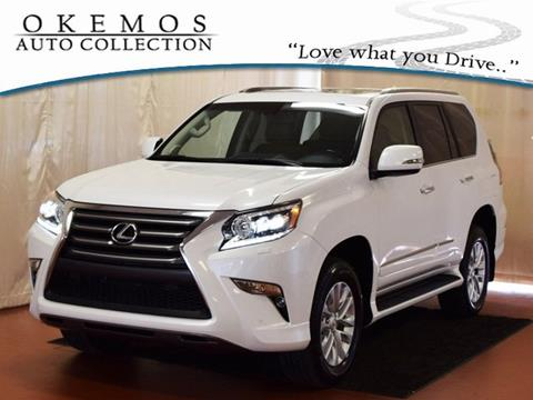 2017 Lexus GX 460 for sale in Okemos, MI