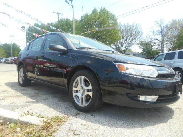 2004 saturn ion 3 4dr sedan in milwaukee wi smart dollar. Black Bedroom Furniture Sets. Home Design Ideas