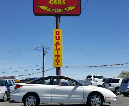 Saturn for sale carson city nv for Eagle valley motors carson city nv