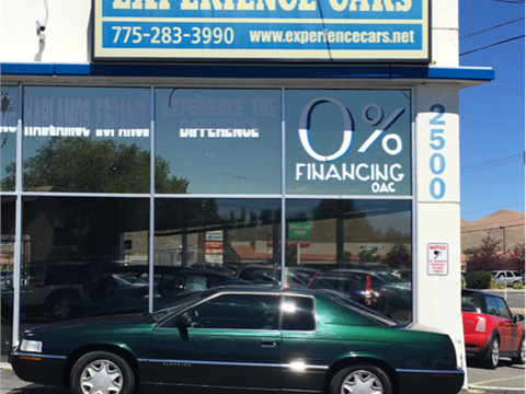1996 Cadillac Eldorado for sale in Carson City, NV