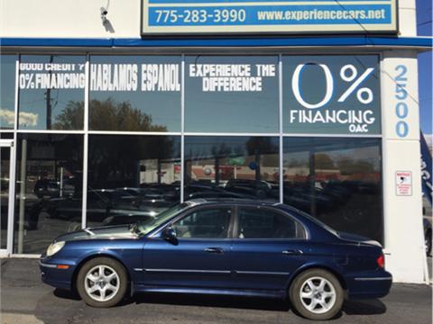 2005 Hyundai Sonata for sale in Carson City, NV