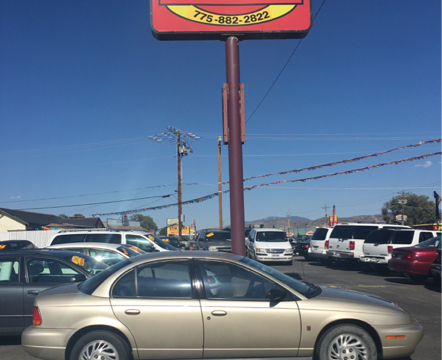 Saturn for sale carson city nv for Small car motors carson city nv