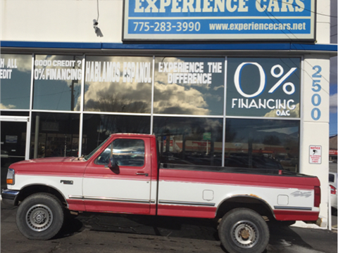 1994 Ford F-250 for sale in Carson City, NV