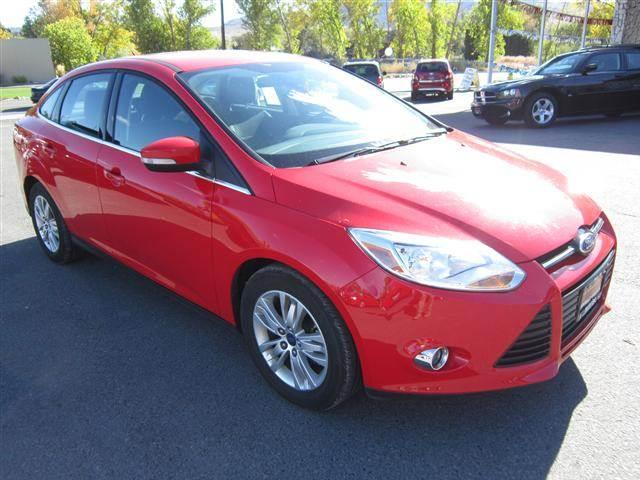 2012 Ford Focus SEL Sedan 4D - Omak WA