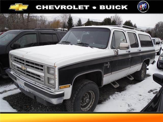 Used 1988 Chevrolet Suburban For Sale
