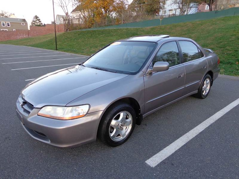 2000 honda accord ex l v6 coupe gas mileage