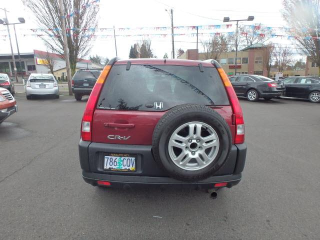 2002 Honda CR-V AWD EX 4dr SUV - Portland OR