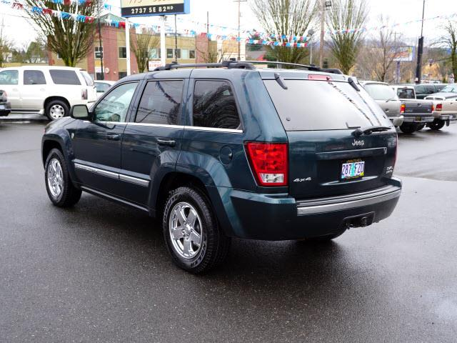 2005 Jeep Grand Cherokee 4dr Limited 4WD SUV - Portland OR