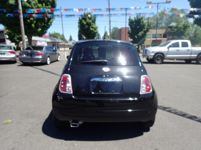 2012 FIAT 500 Pop 2dr Hatchback - Portland OR