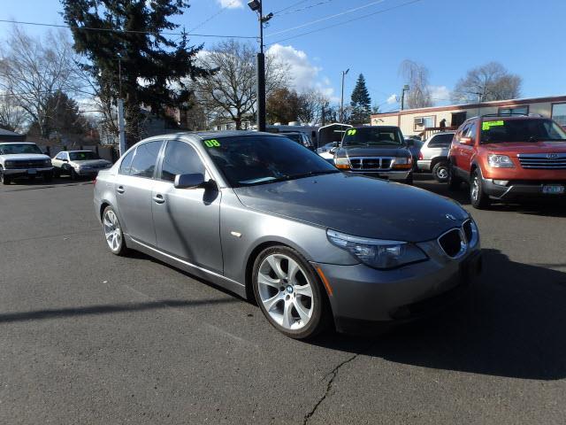 2008 BMW 5 Series 535i 4dr Sedan Luxury - Portland OR