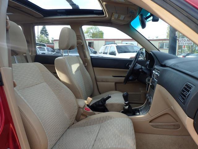 2004 Subaru Forester XS AWD 4dr Wagon - Portland OR