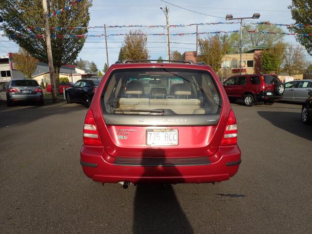2004 Subaru Forester AWD XS 4dr Wagon - Portland OR