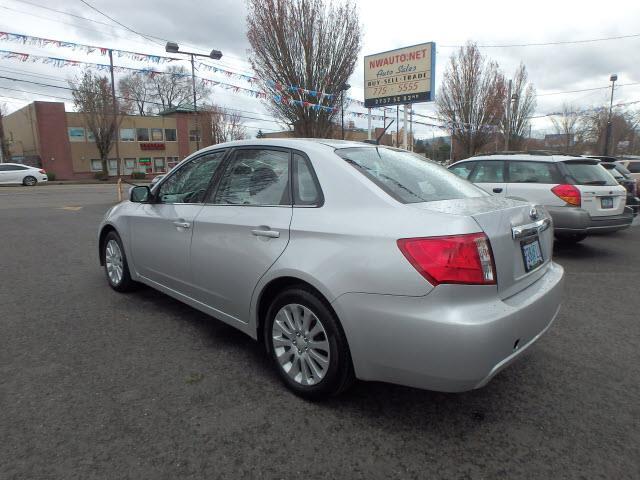 2008 Subaru Impreza 2.5i - Portland OR