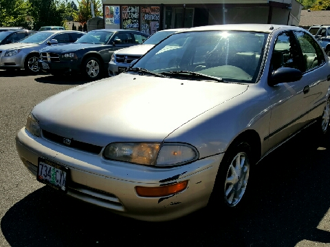 1997 GEO Prizm for sale in Portland, OR